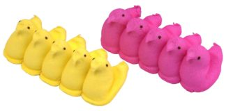 Peeps. 5 recipes to make with the Easter classic.