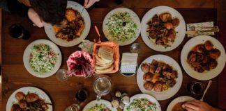 Bulgarian meal